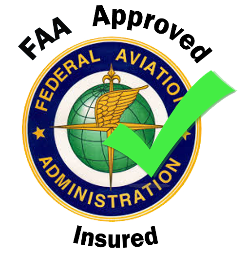 FAA Approved and Insured